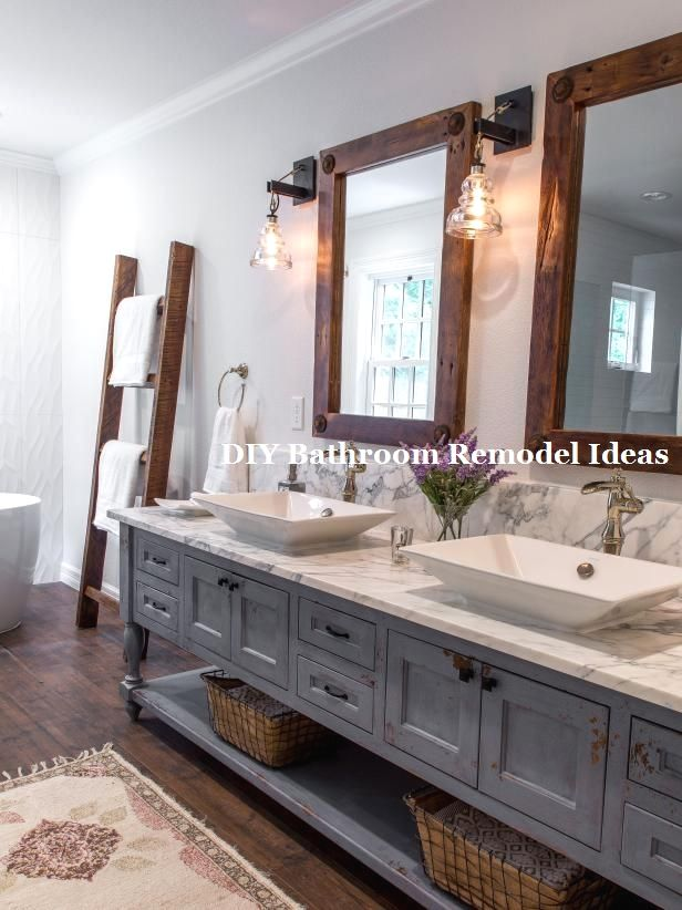 15 Incredible Ideas For Bathroom Makeover 4 Budget Bathroom Remodel Bathroom Interior Bathrooms Remodel