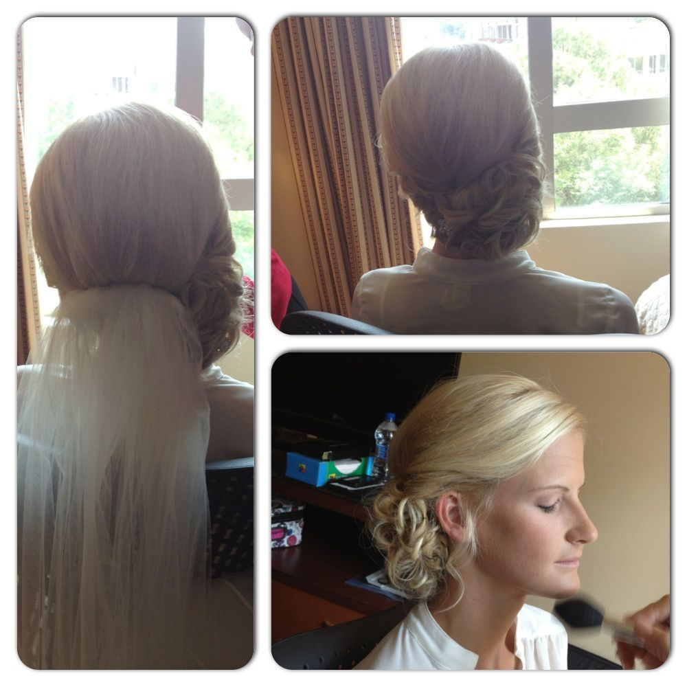 Brides Hair By Natalie @ Genesis Avenue