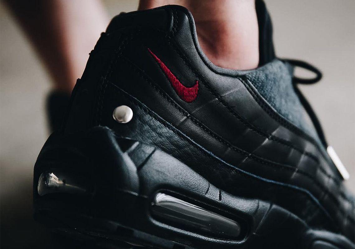 Nike Air Max 95 Metal Studs AT6146 001 Release Info die  that
