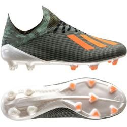 Photo of adidas X 19.1 Fg / ag Encryption – Green / Orange / White adidas