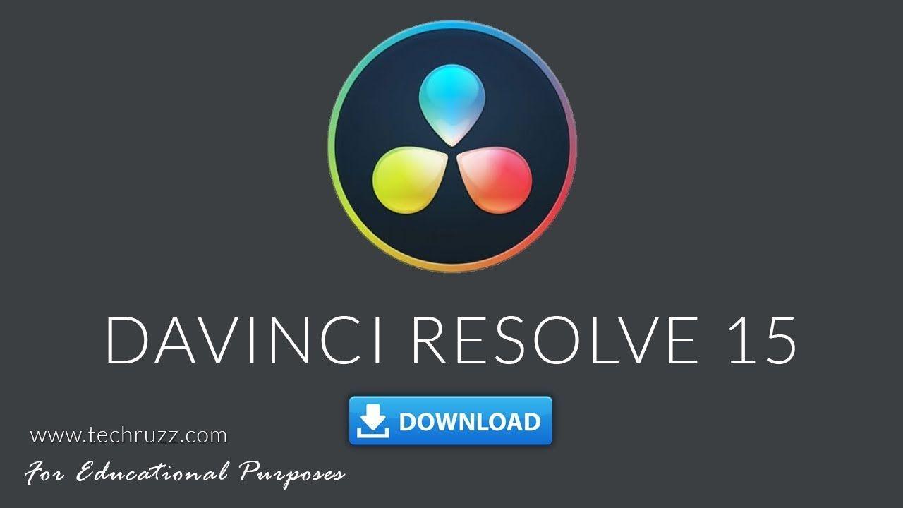 Davinci resolve
