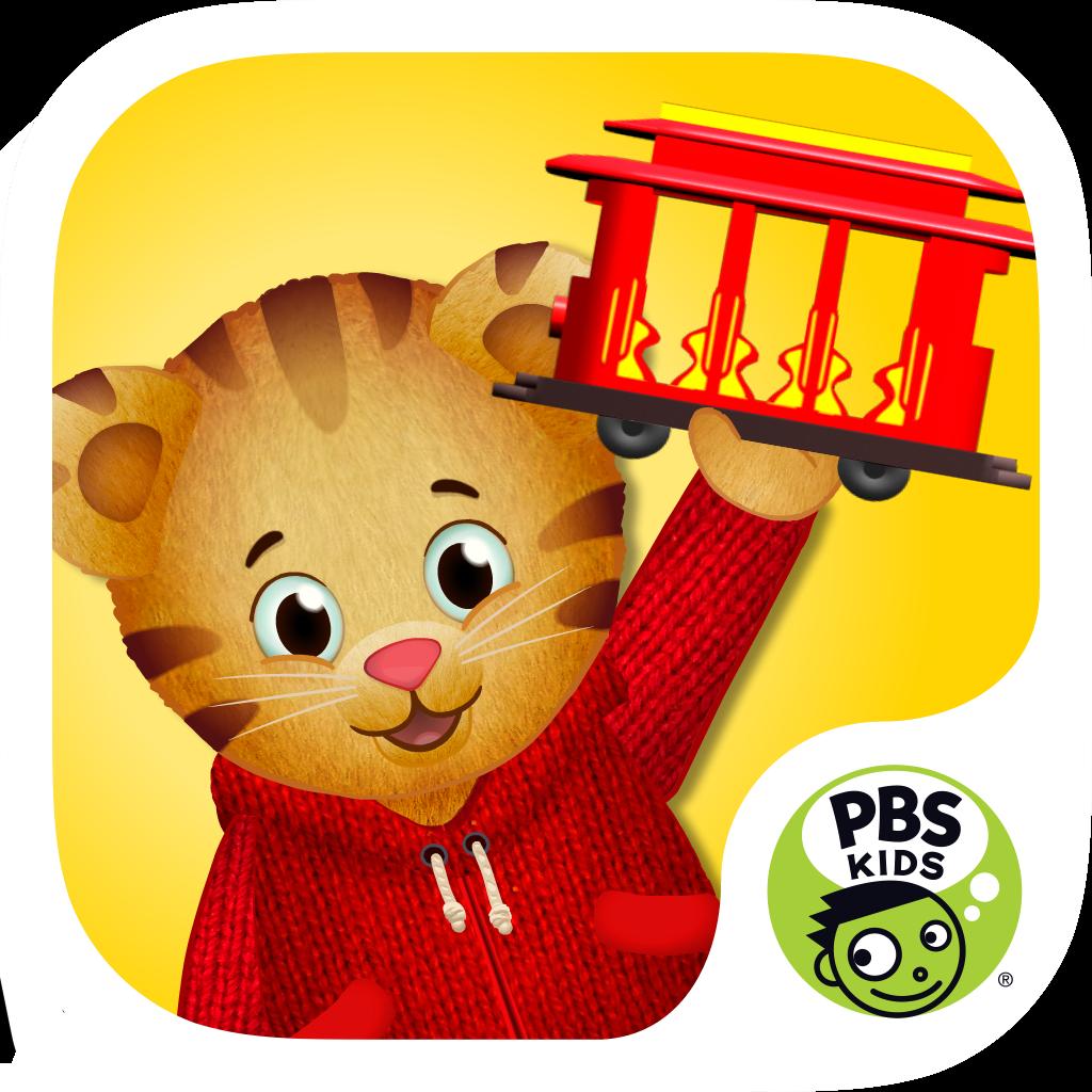 The newest Daniel Tiger\'s Neighborhood app, \
