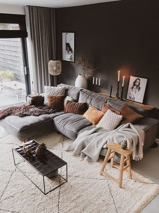Photo of Discover how to use a blanket on the sofa – A CASA DELAS