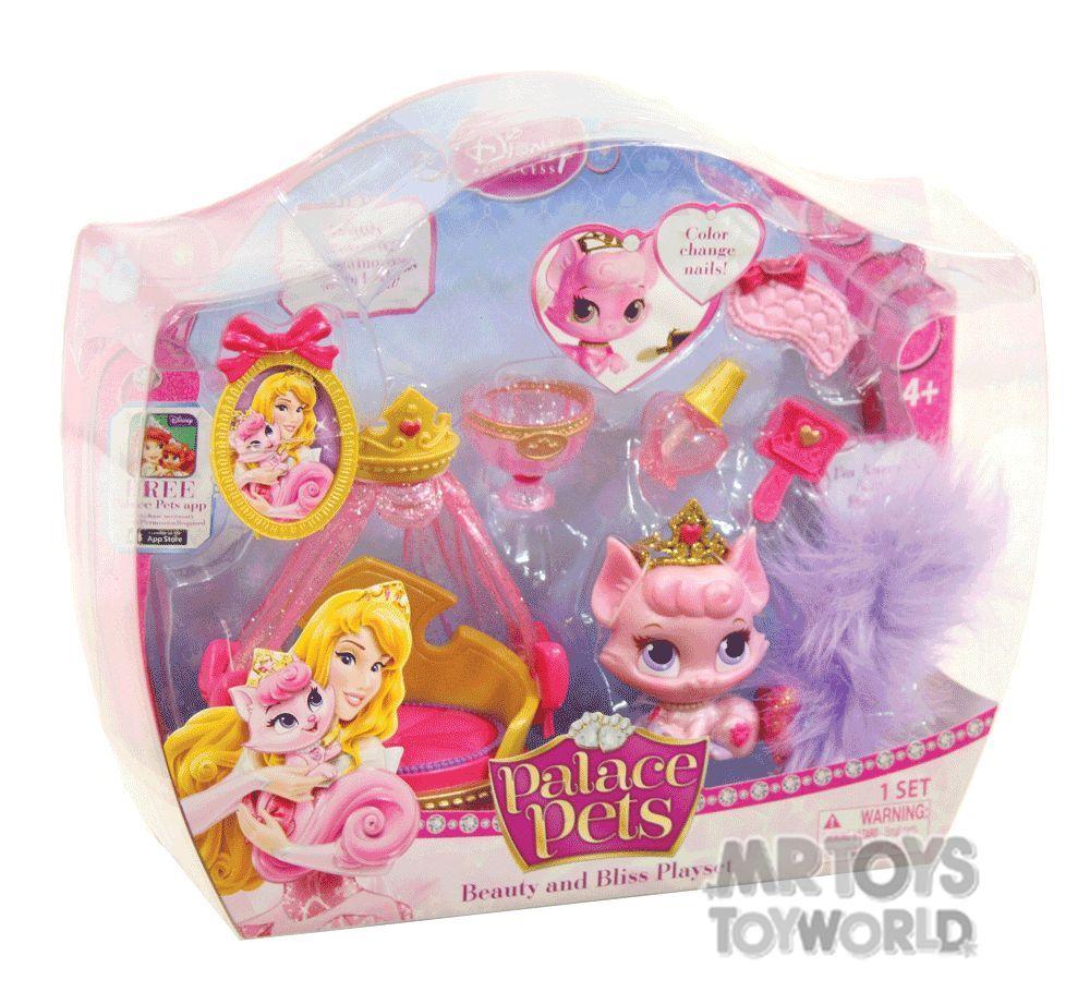Disney Princess Palace Pets Beauty Playset Mr Toys Toyworld