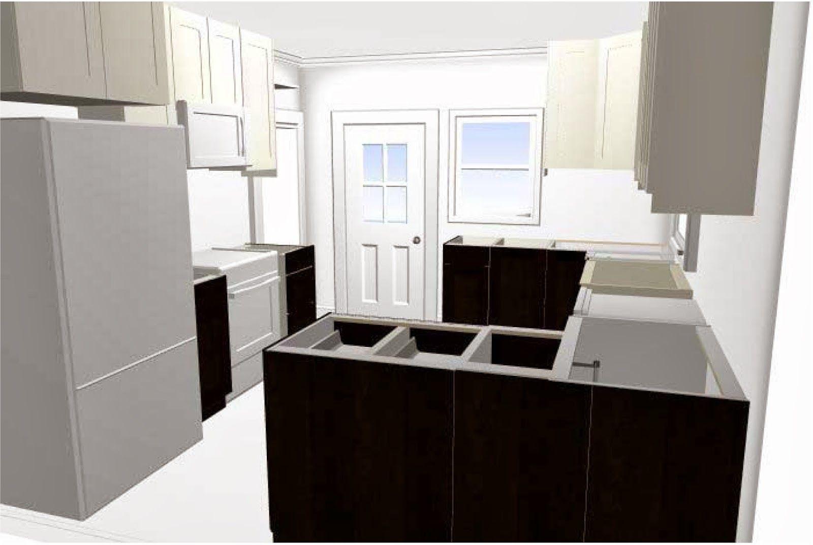 Two window kitchen design  danks and honey our ikea kitchen  design phase  kitchen ideas