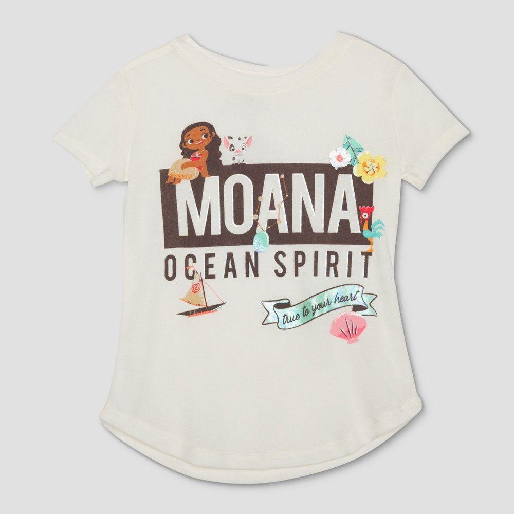 Küchenideen kmart toddler girlsu disney moana short sleeve tshirt  white  months