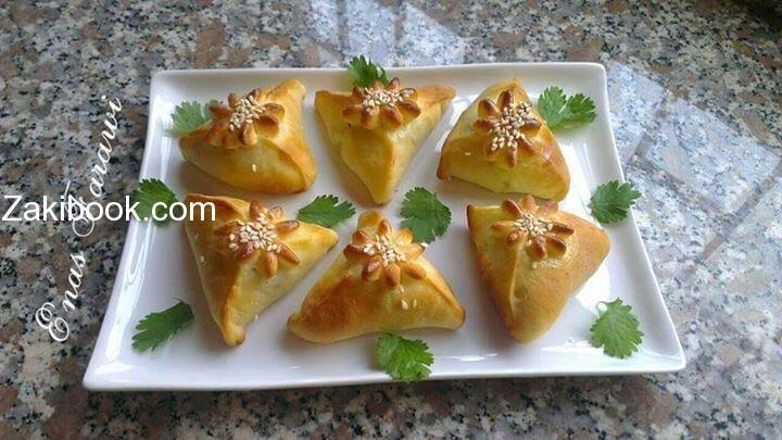 طريقة عمل البوريك بالجبنة بالصور زاكي Cooking Recipes Recipes Arabic Food