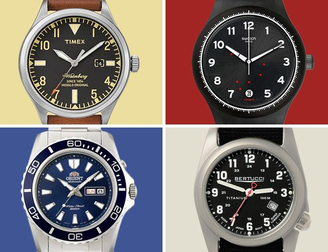 These Are the Best Watches Under $200 | Cool watches