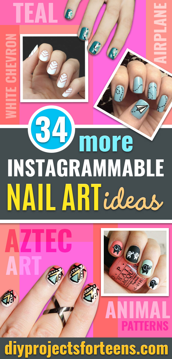 Diy Nail Art Ideas With Tutorial And Instructions For Painting Fingernails And Toes Diy Nail Art Ideas With Tuto In 2020 Diy Nails Nail Art Diy Best Nail Art Designs