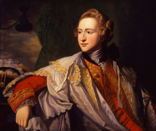 Francis Osborne, 5th Duke of Leeds - Benjamin West, 1769