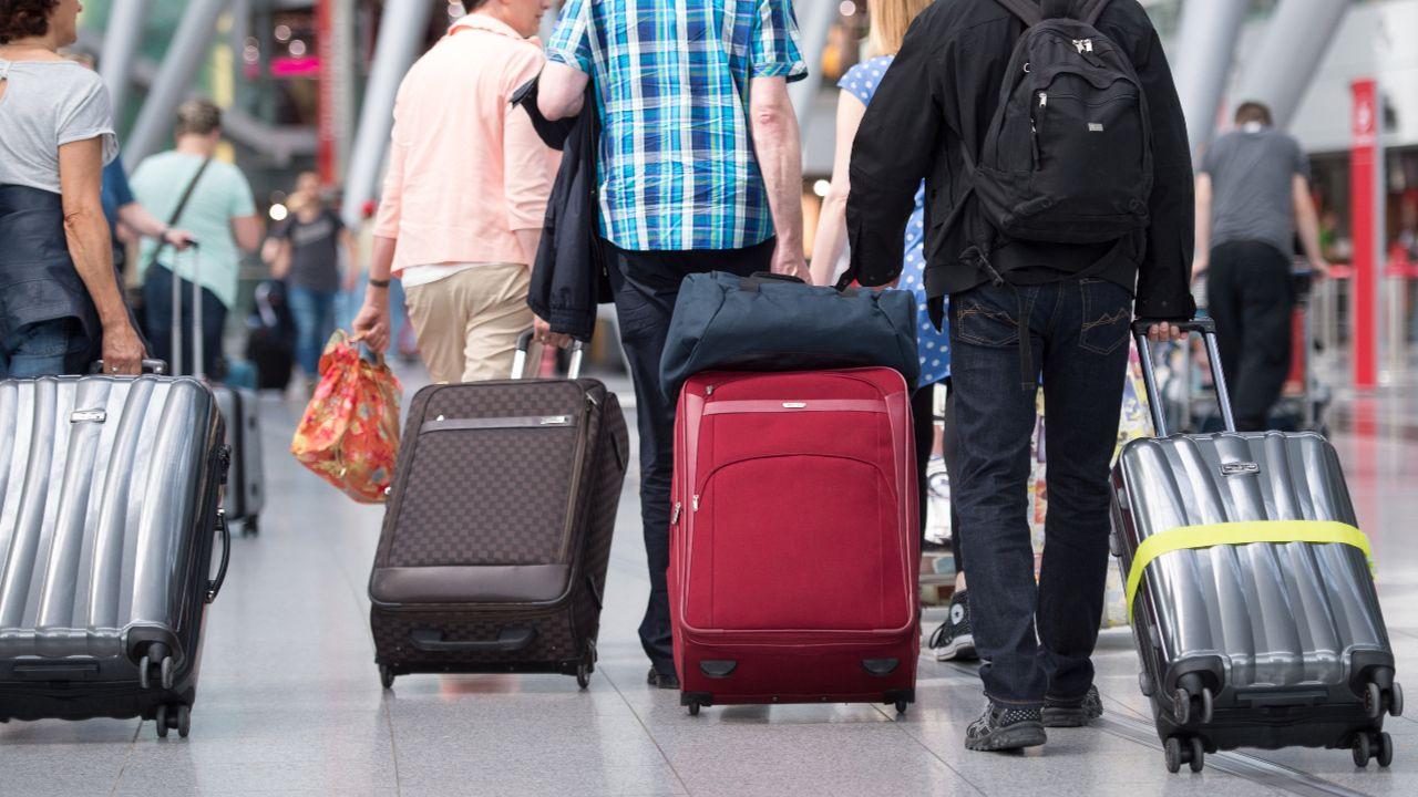 Rechtzeitig zu den Sommerferien Deutschen Flughäfen