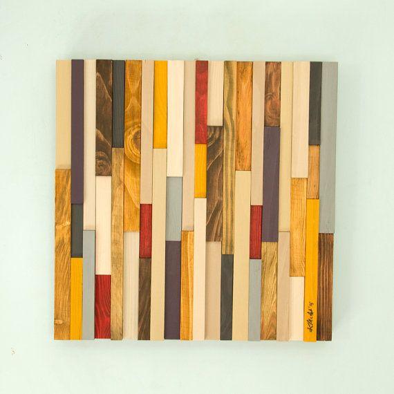 Reclaimed Wood art reclaimed wood wall art 3D by ArtGlamourSligo ...