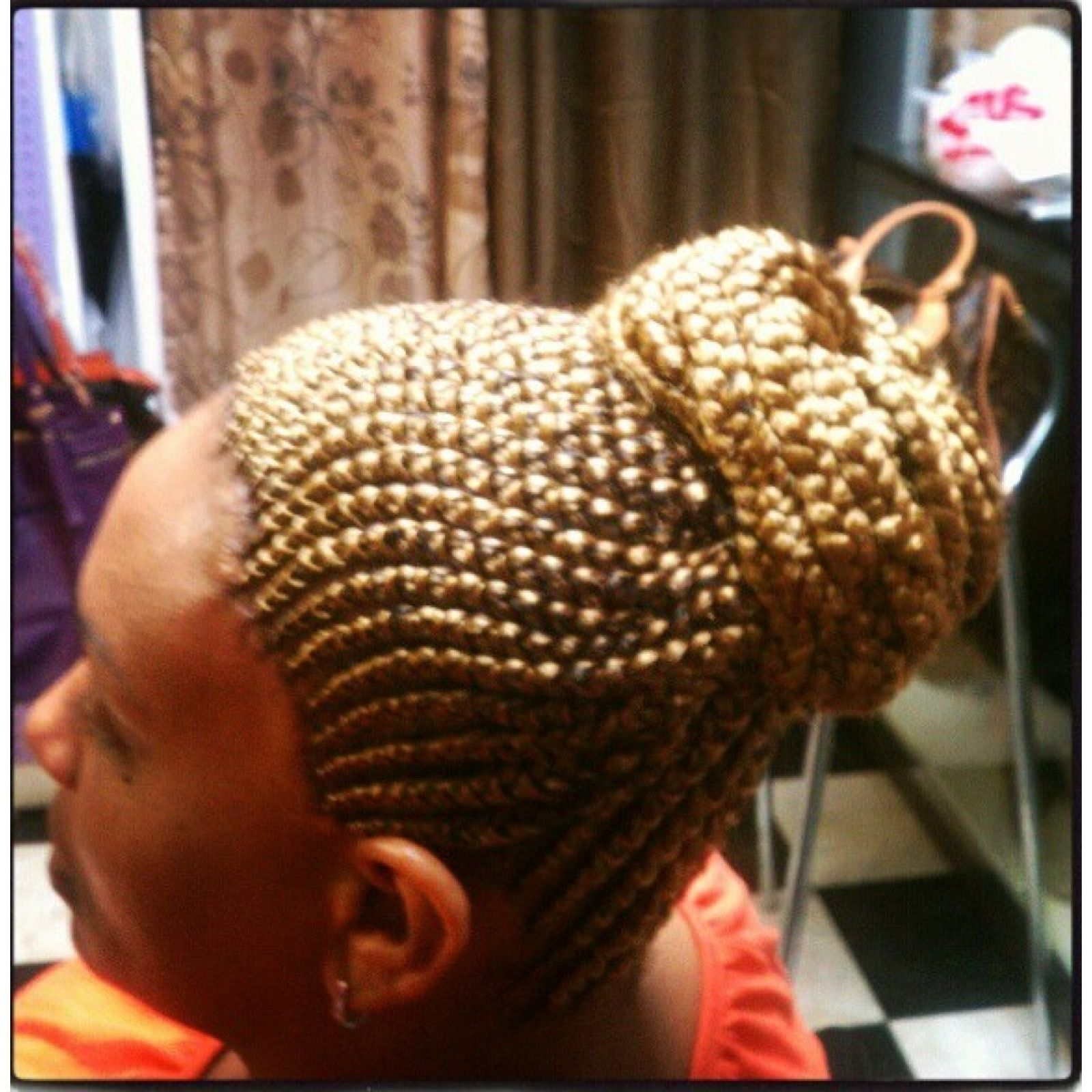Ghana braids Beauty hair makeup, Braids, Hair care