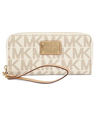 MICHAEL Michael Kors iPhone Case, Signature Continental - Handbags \u0026  Accessories - Macy\u0027s