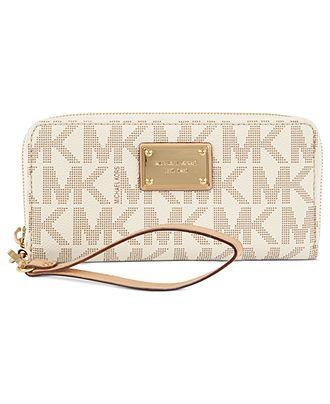 MICHAEL Michael Kors iPhone Case, Signature Continental - Handbags \u0026  Accessories - Macy\u0027s
