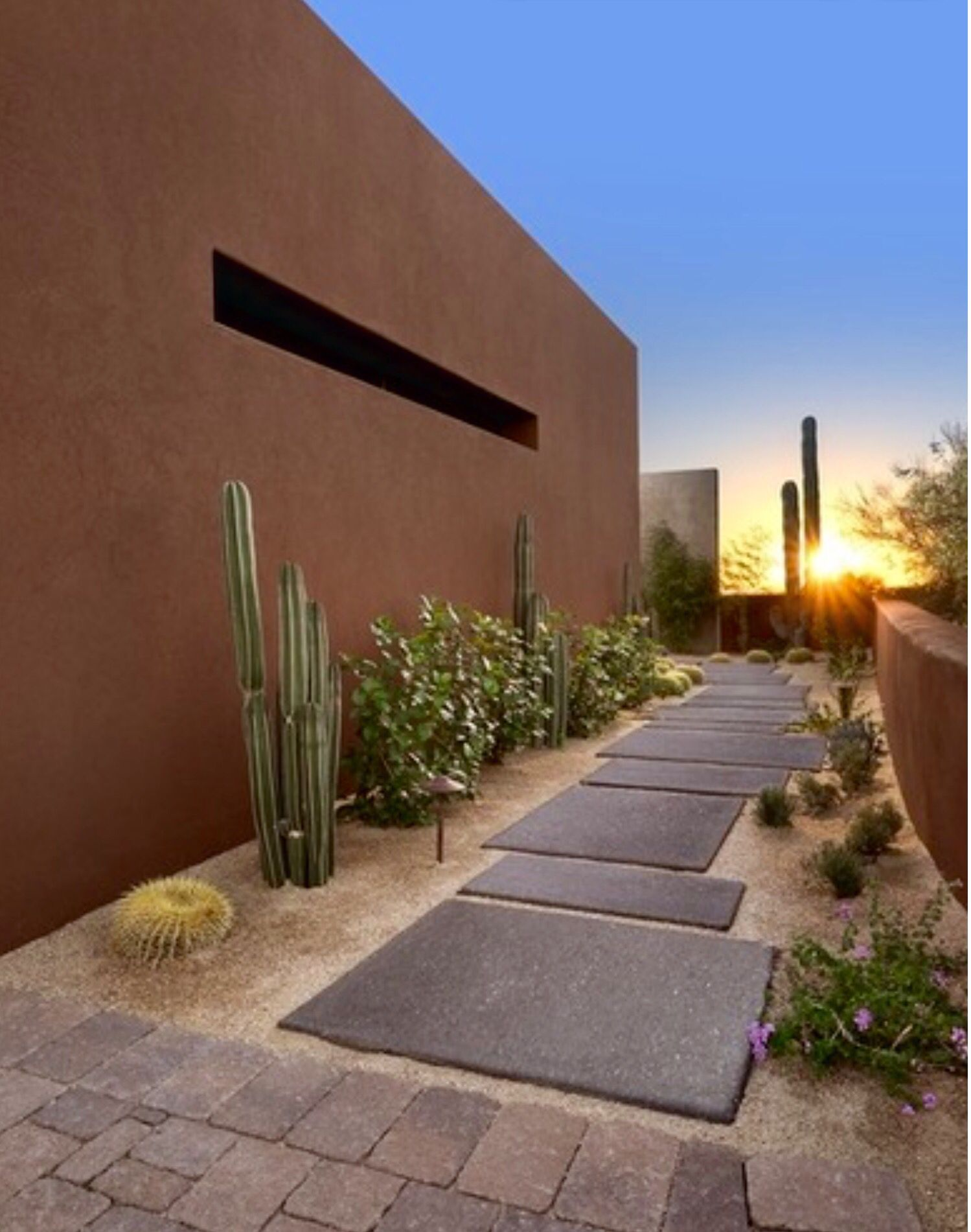 Simple and appropriate for climate zone | Landscape Design ...