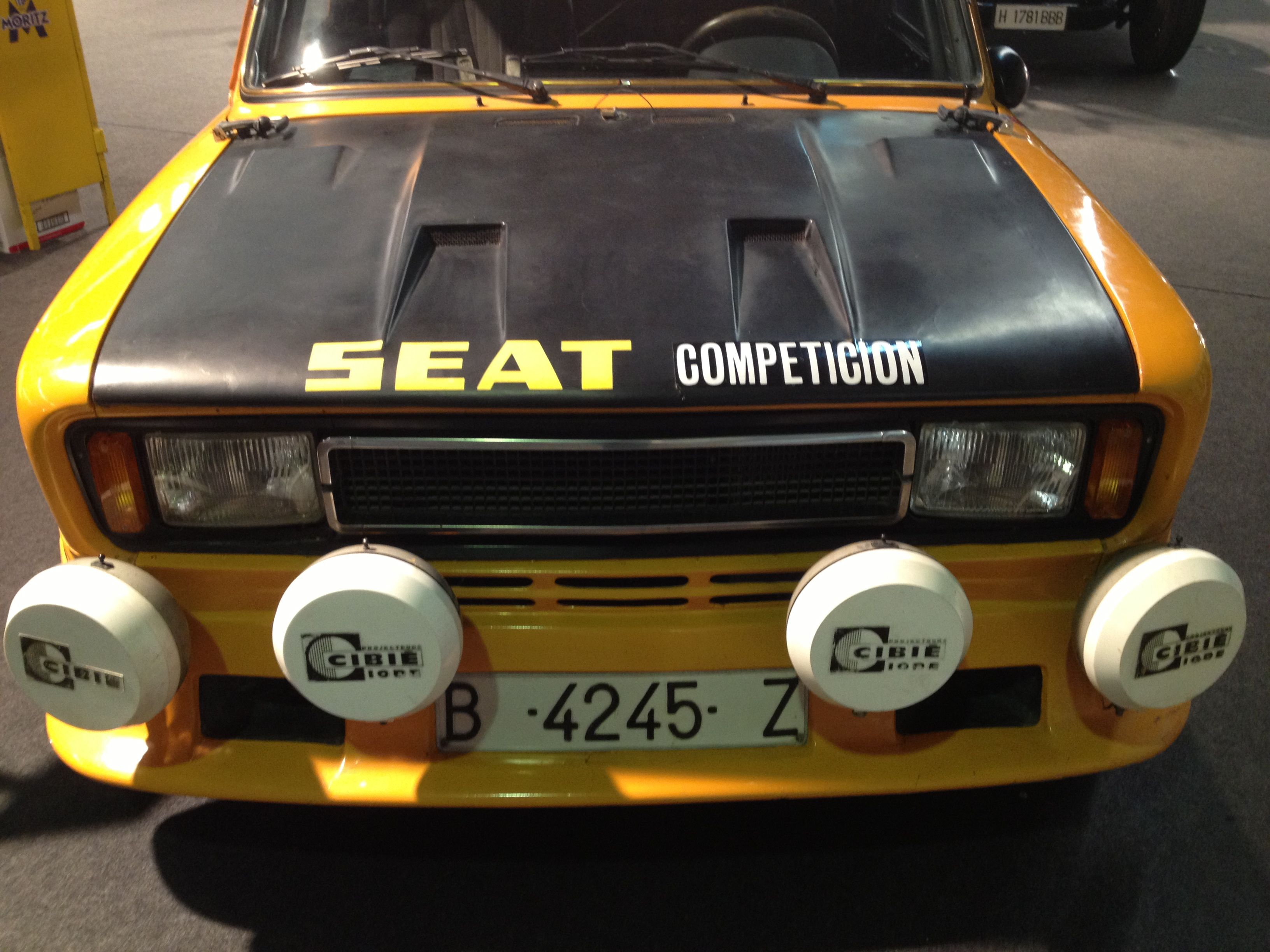 Seat 124 Zanini