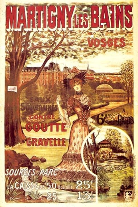 Louis Trinquier Trianon 1853 1922 Martigny Les Bains Ca