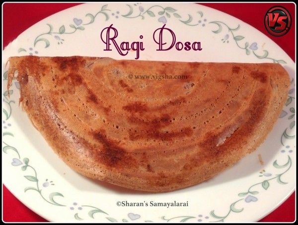how to cook dosa in tamil