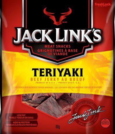 Jack Links Jack Link S Teriyaki Beef Jerky Meat Snacks Teriyaki Beef Teriyaki Beef Jerky Beef Jerky