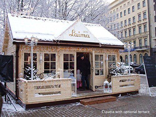 Amazon Com Allwood Kit Cabin Claudia Kitchen Dining 640 x 480