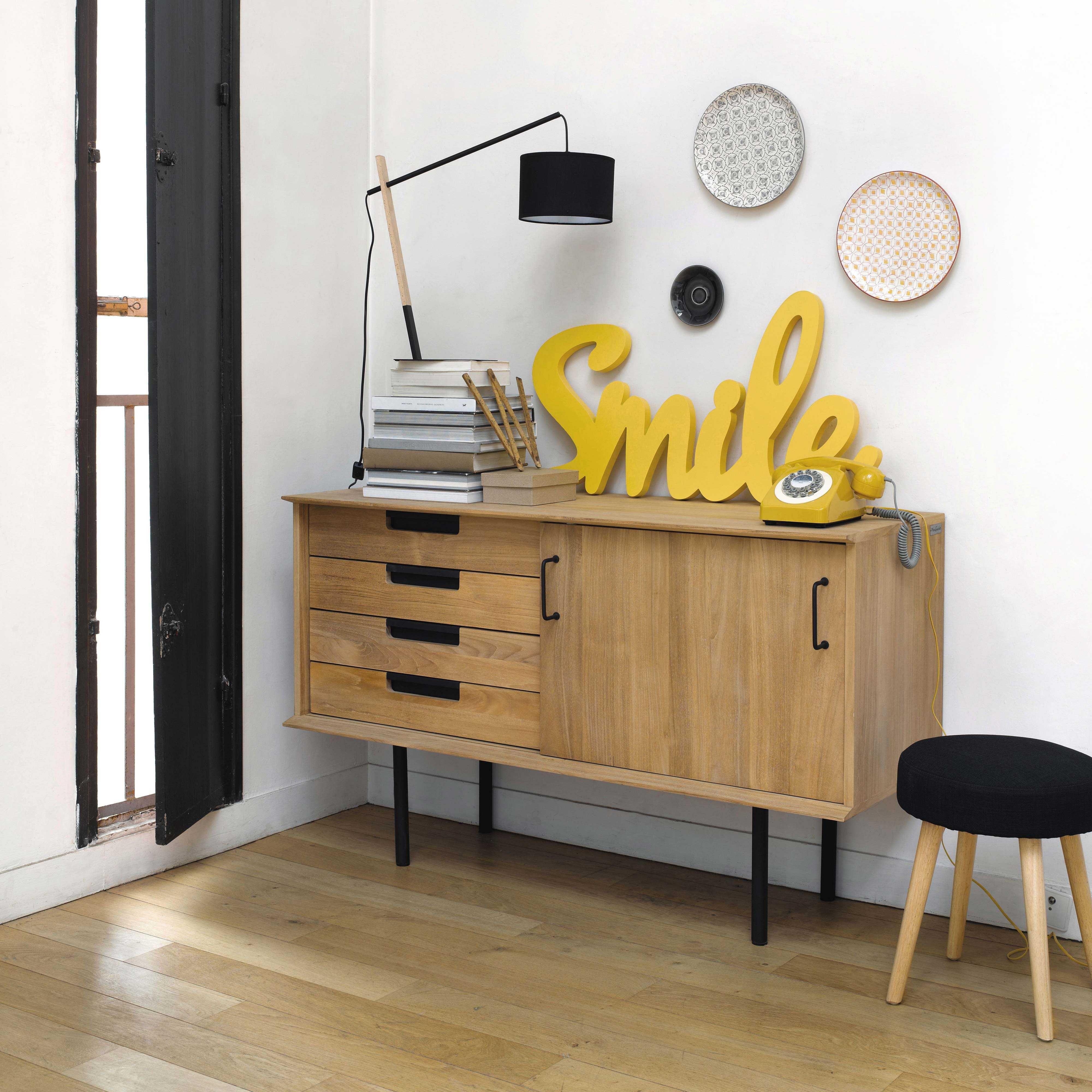 maison du monde buffet guariche ventana blog. Black Bedroom Furniture Sets. Home Design Ideas