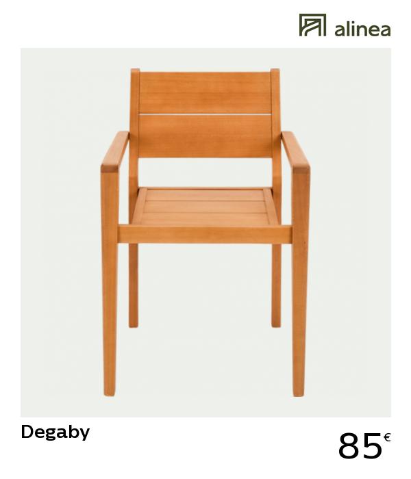 alinea decoration degaby fauteuil de