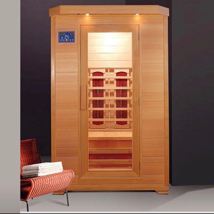 Sauna Da Casa.Da Oggi La Spa E A Casa Tua Con La Sauna Ad Infrarossi Per