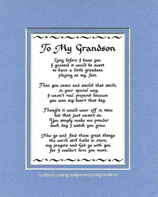 Home, Furniture & DIY GRANDSON GRADUATION CARD ~ Quality Card ~ BY WISHING WELL ~ Lovely Verse