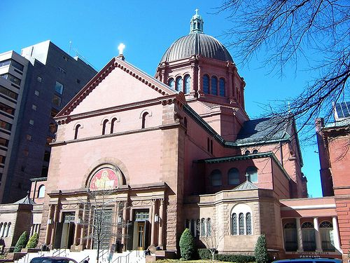 Washington DC | St. Matthew the Apostle Catholic Cathedral in Wash., DC - From your Trinity Stores crew.