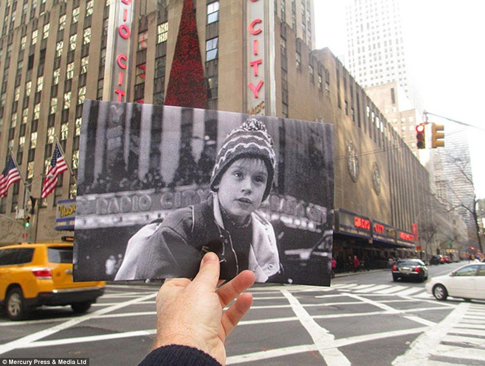 Famous Movie Scenes Recreated By A Globe Trotting Film Buff Famous Movie Scenes Iconic Movies Movie Scenes