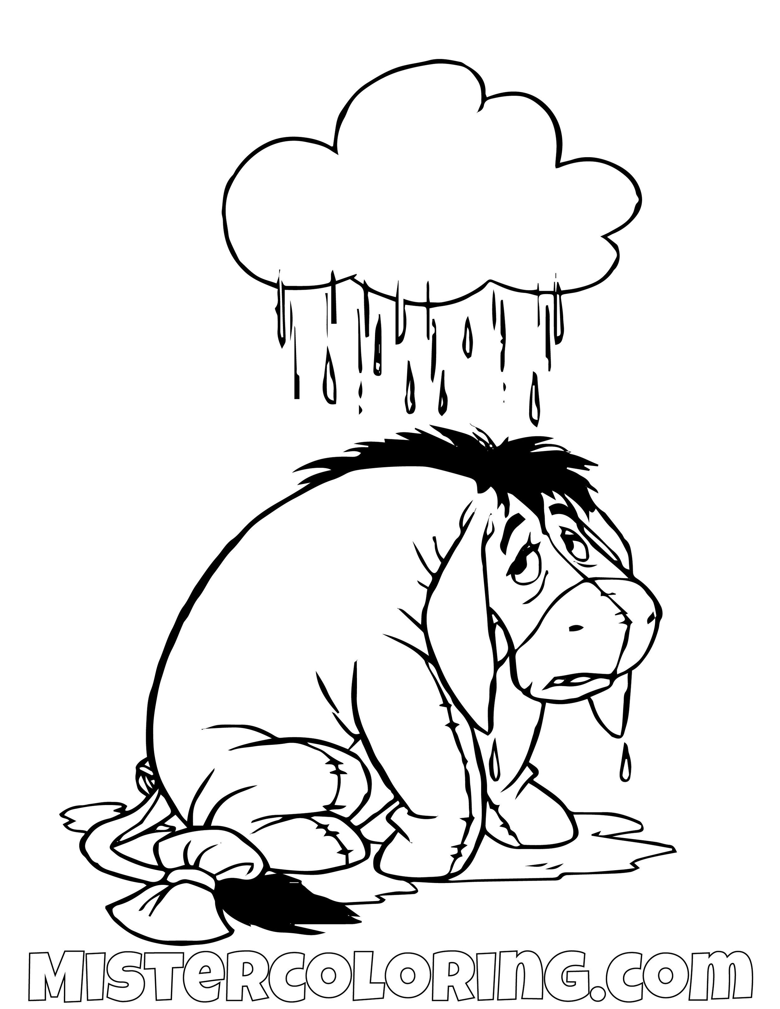 Winnie The Pooh Coloring Pages For Kids Mister Coloring Disney Coloring Pages Coloring Pages Coloring Books