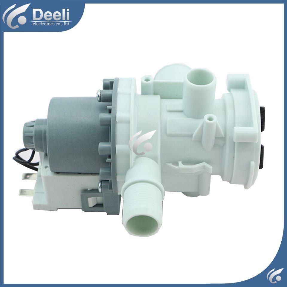 1pcs New Original For Midea Washing Machine Parts Drain Pump Drain
