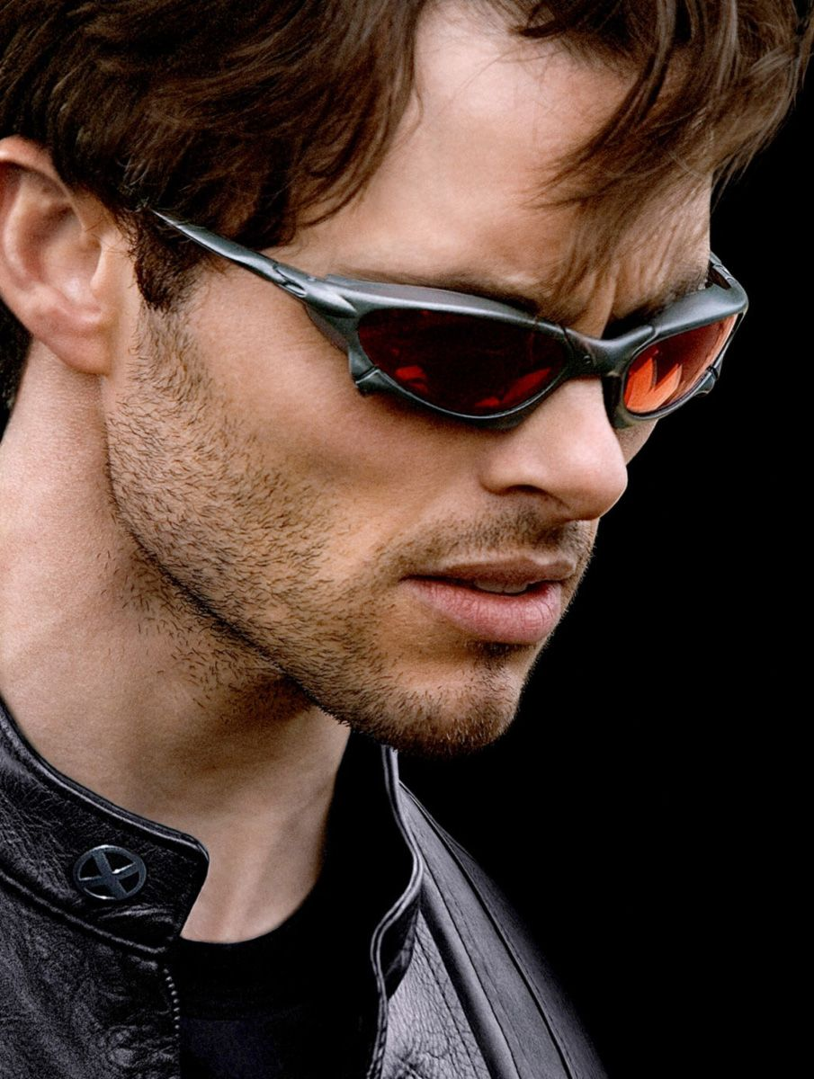 Scott Summers Cyclops James Marsden In X Men The Last Stand 2006 Oakley Oculos Masculino Oculos Juliet