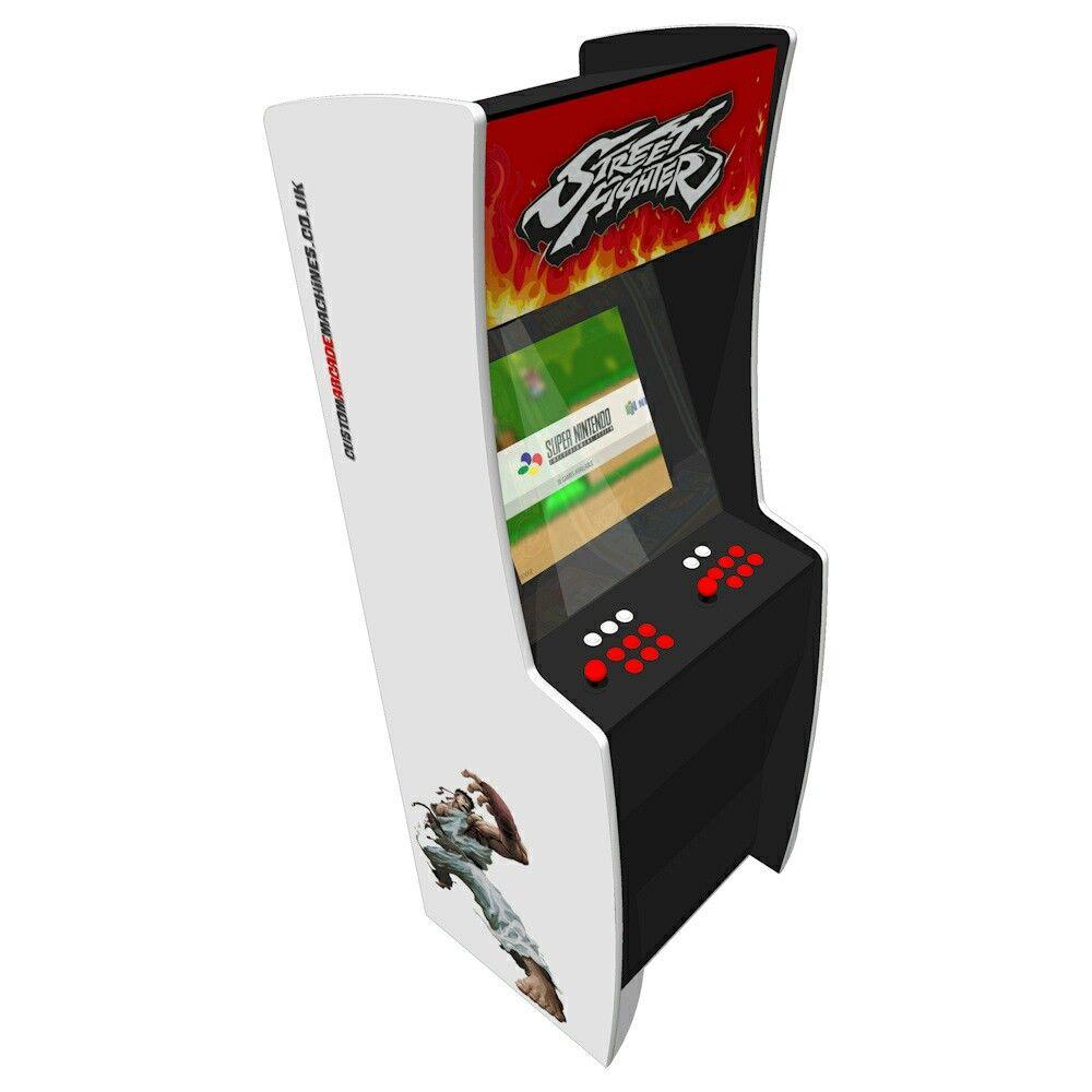 The new Mark Eleven multi game arcade machine from Custom