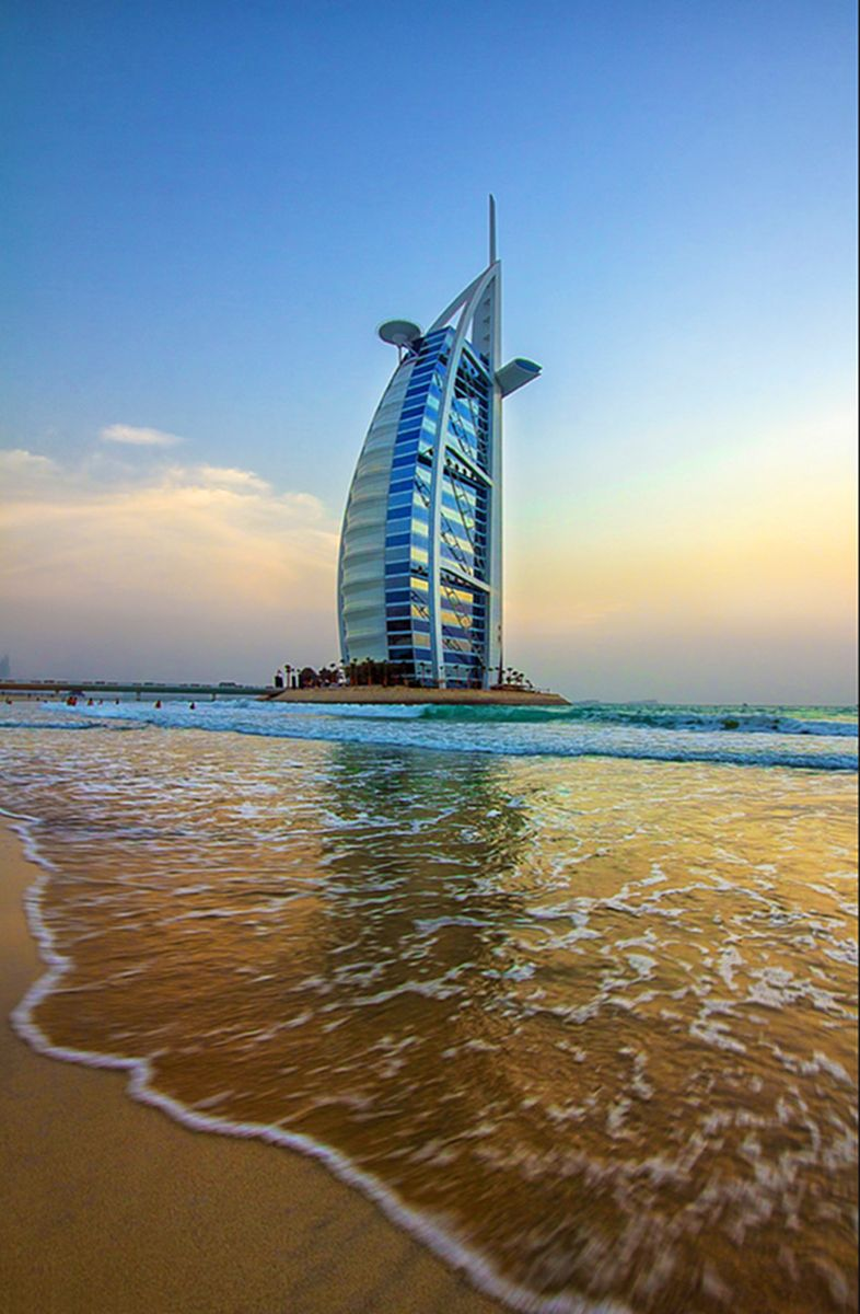 hôtel Burj Al Arab, 6 étoiles
