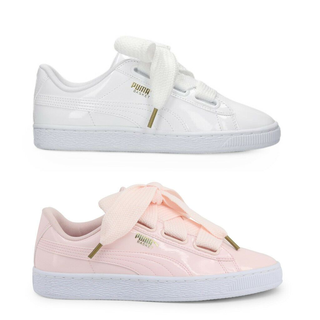 donna sneakers bianco puma