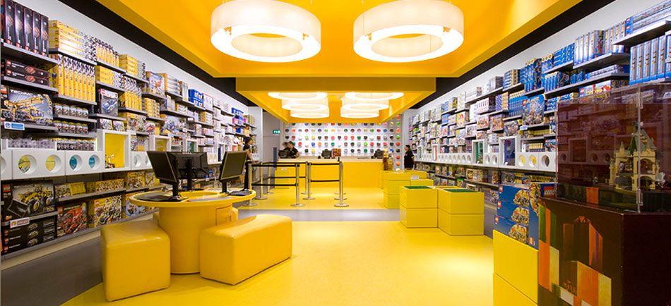 lego toy shops interior - Google Search | Toyshop | Pinterest ...