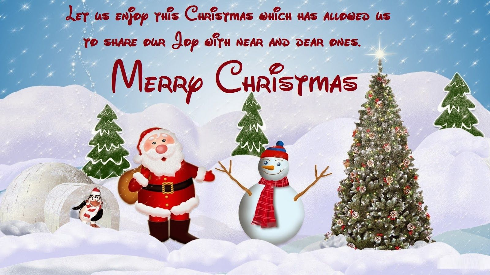 Here We Are Providing Merry Christmas Images For Social Media For