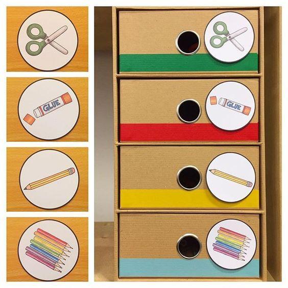 ausleihstation materialwiese grundschule grundschullehrerin unterricht schule. Black Bedroom Furniture Sets. Home Design Ideas