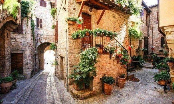 Spello Italy  #village #spello #italy