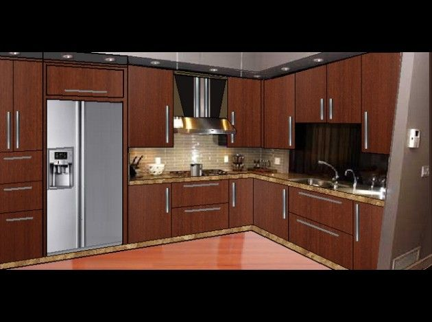 diseño de muebles de cocina - Buscar con Google | modelo de cocina ...