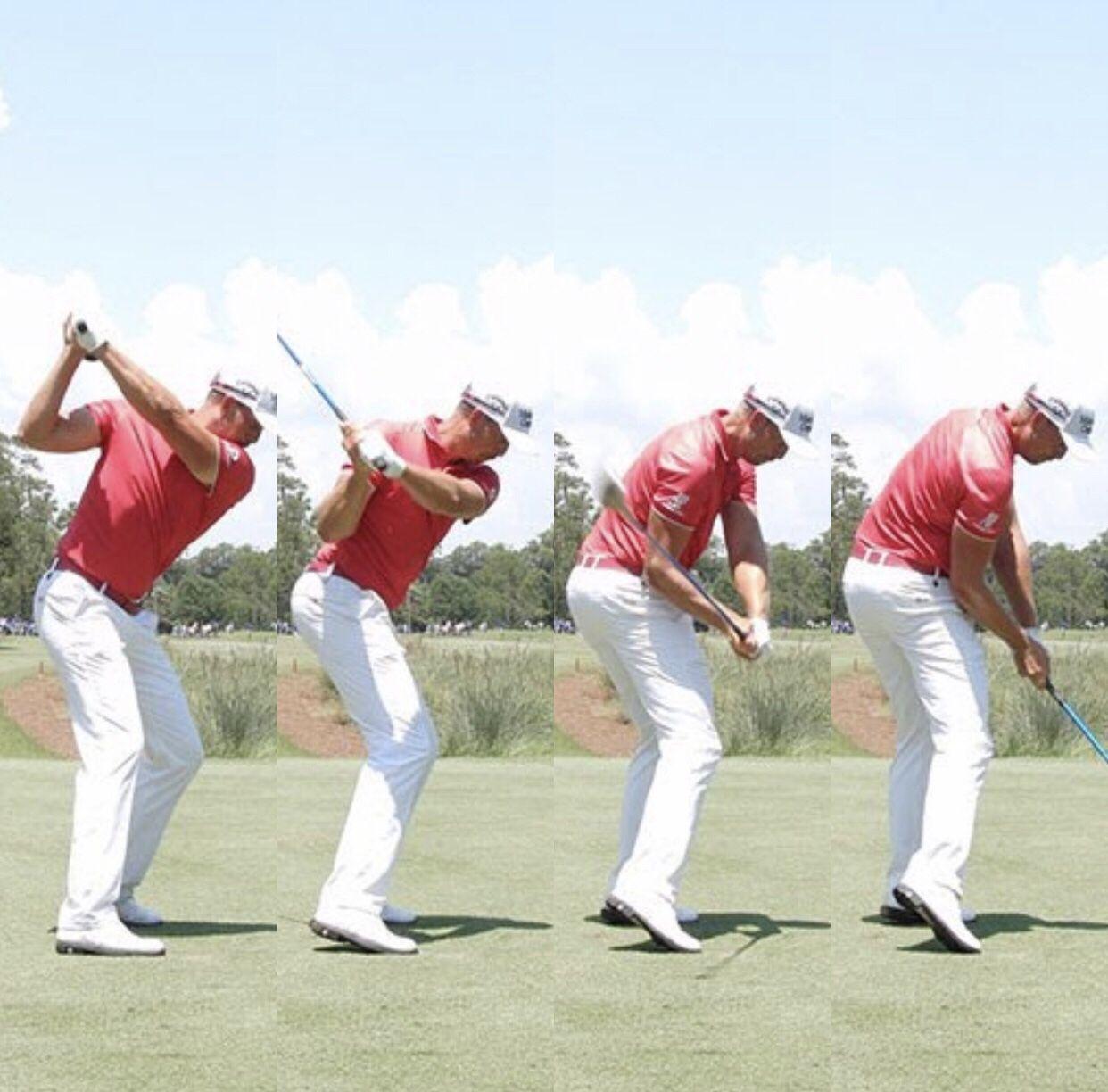 Henrik Stenson Swing Sequence Golf Tips Golf Golf
