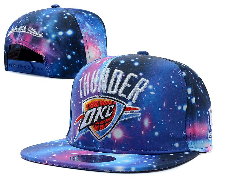 3eb3d77e036 Wholesale Galaxy Snapbacks NBA Mitchell And Ness Hats Oklahoma City Thunder  7721! Only  8.90USD