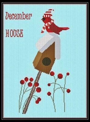 Alessandra Adelaide December House - AAN591 -  Leaflet - . SKU: .