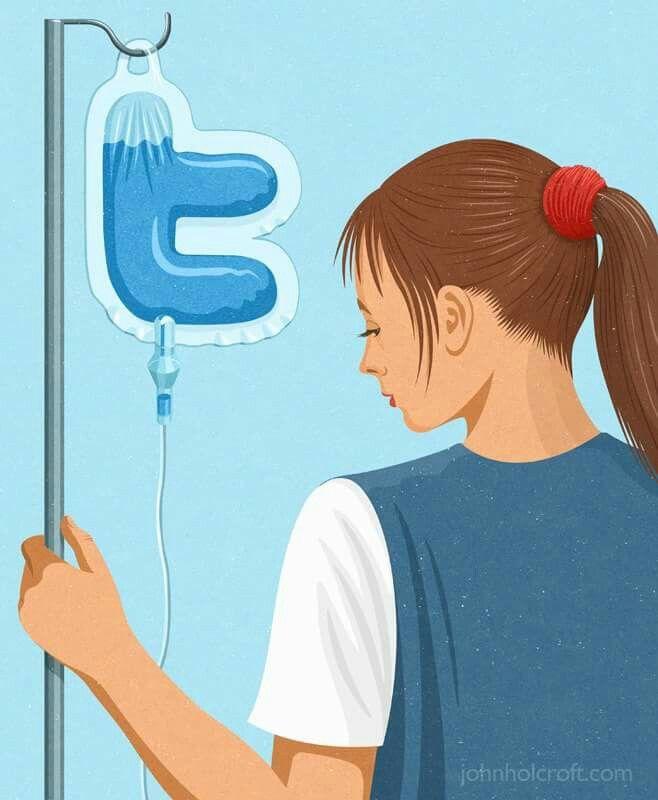 Twitter en vena