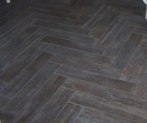 Gray Wood Look Tile - Google Search