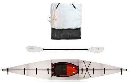 I really, really, really want to try this out.  Oru Kayak + Paddle + Pack