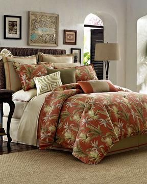 Tommy Bahama Pineapple | Tommy Bahama Home Tommy Bahama Bedding, Pineapple  Paradise Twin Quilt