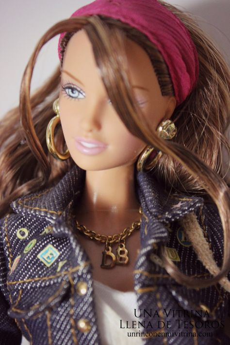 Dooney & Bourke Barbie Doll